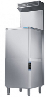 Electrolux EHT8TIELG Premium Pass Through Autolift Dishwasher