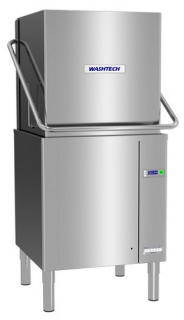 Washtech AL Premium Vertical Pass Through Dishwasher