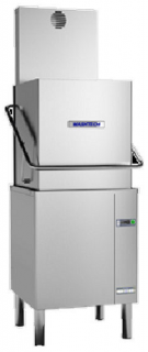 Washtech M2C Professional Vertical Pass Through Dishwasher With Heat Condenser