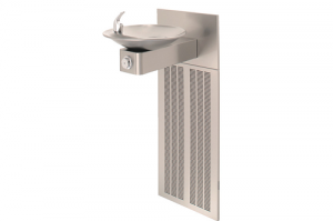 Enware Wall Mounted Deluxe Chiller Drinking Fountain