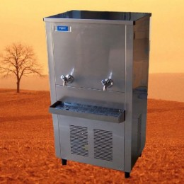 Frigmac Large Storage Freestanding Water Dispenser With 80 Ltr Tank