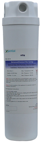 Xsential AX5-TS Water Filter Kit