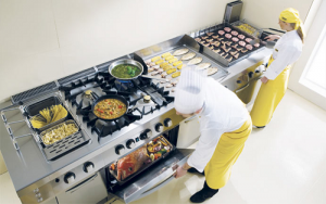 Aged Care Refrigeration & Kitchen Cooking Equipment