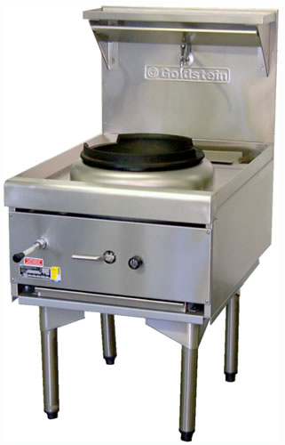 Goldstein Single Burner Wok Cooker