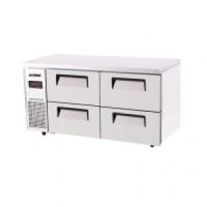 Turbo Air 4 Drawers Undercounter Fridge KUR15-2D-4