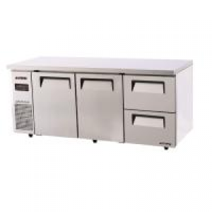 Turbo Air 2 Drawers 2 Doors Undercounter Fridge KUR18-2D-2