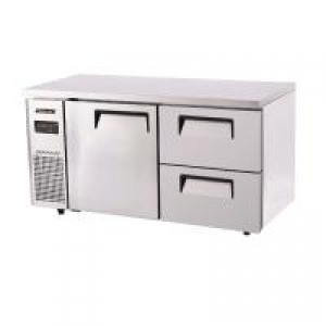 Turbo Air 2 Drawers 1 Door Undercounter Freezer KUF15-2D-2