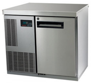 Skope Pegasus 1/1 Single solid Door under counter Fridge