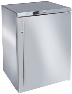 Bromic single solid door under counter Fridge