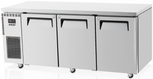 Skipio Undercounter 3 Door Fridge SUR18-3
