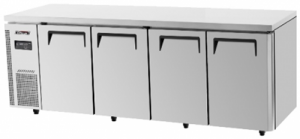 Skipio Undercounter 4 Door Fridge SUR24-4