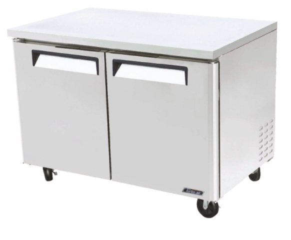 Turbo Air Undercounter 2 Door Modular Freezer 1530mm Wide