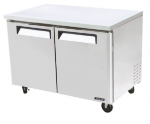 Turbo Air Undercounter 2 Door Modular Chiller 1530mm Wide