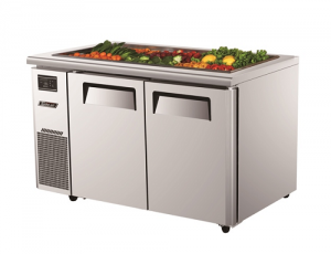 Turbo Air Food Buffet Prep Fridge 1200mm Wide KSR12-2