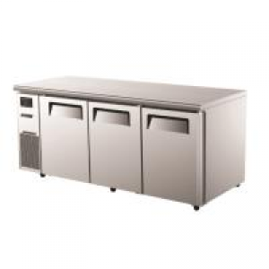 Turbo Air 3 Door Undercounter Fridge KUR18-3