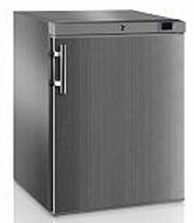 Anvil Aire single solid door under counter Freezer