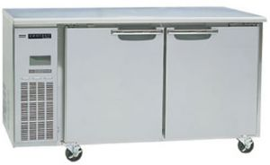 Skope Centaur Two solid door under Counter Freezer