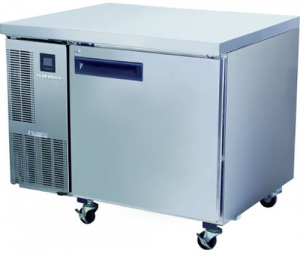 Skope Pegasus large Single solid door under Counter Freezer