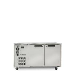 Williams Opal two door under counter Freezer