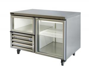 Anvil UBG1200 Underbench 1.5 door Fridge