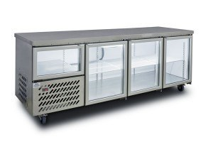 Anvil UBG2400 Underbench 3.5 door Fridge