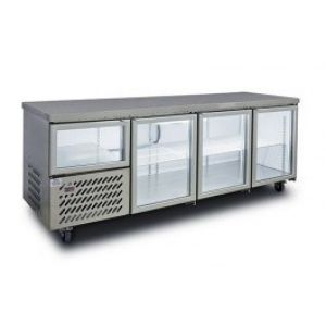 Anvil UBG6240 Back Bar 3.5 glass door Fridge