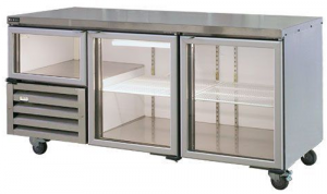 Anvil UBG1800 Underbench 2.5 door Fridge