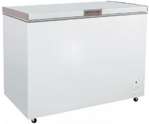 Atosa 218 Lt Commercial Chest Freezer with solid hinged Lid