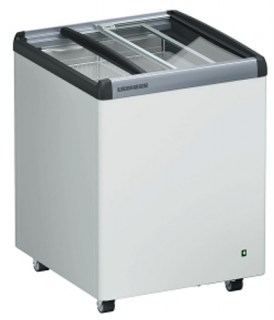 Liebherr 145Lt Chest Freezer with Flat sliding glass Lids
