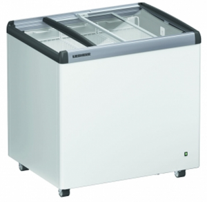 Liebherr 220Lt Chest Freezer with Flat sliding glass Lids