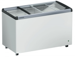 Liebherr 369Lt Chest Freezer with Flat sliding glass Lids