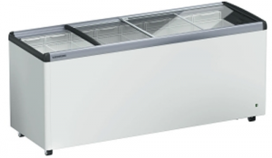 Liebherr 593Lt Chest Freezer with Flat sliding glass Lids