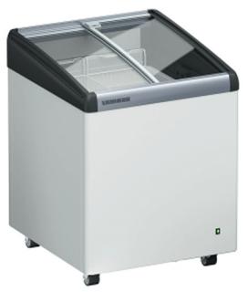 Liebherr 135Lt Chest Freezer with Curved sliding glass Lids