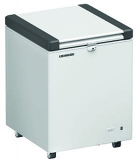 Liebherr 136/115Lt Chest Freezer with Solid white Lid