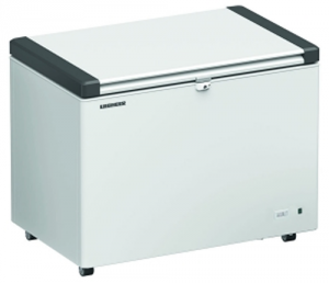 Liebherr 284Lt Chest Freezer with Solid white Lid