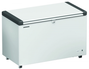 Liebherr 356Lt Chest Freezer with Solid white Lid