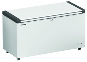 Liebherr 430Lt Chest Freezer with Solid white Lid