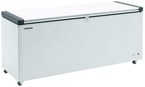 Liebherr 574Lt Chest Freezer with Solid white Lid