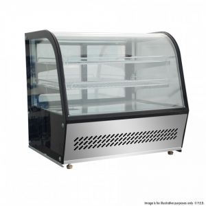 Bellevista 100 Litre 3 level Refrigerated Counter top Display