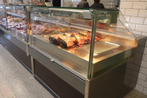 Criocabin Enixe 400 Heated Deli Display 1330mm Wide