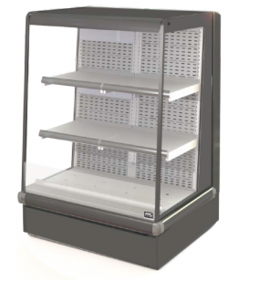 FPG VISAIR + 1000mm Wide Open Face Refrigerated Heavy Duty Display