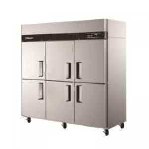 Turbo Air 6 Half Door Fridge KR65-6