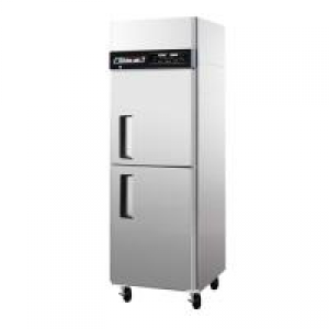 Turbo Air Single Solid Door Fridge Freezer Combo KRF25-2