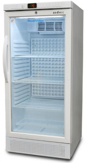 Bromic Medical Display Fridge Single Door MED0220GD 220L