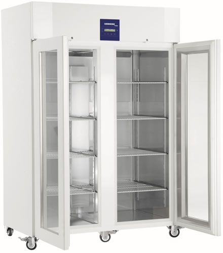 Liebherr Vaccine Fridge with Double Glass Doors