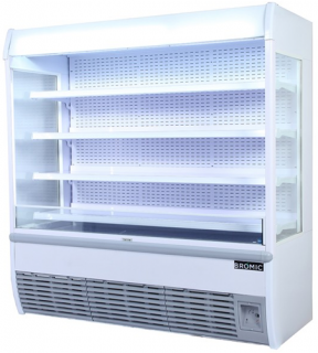 Bromic ECO 1902mm wide Open Serve Refrigerated Display