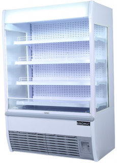 Bromic ECO 1322mm wide Open Serve Refrigerated Display