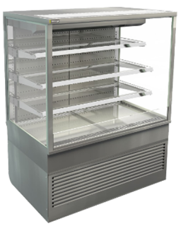 Cossiga Self Serve TTGOR12 Square Open Face Refrigerated Display