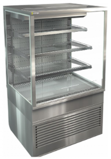 Cossiga Self Serve TTGOR9 Square Open Face Refrigerated Display