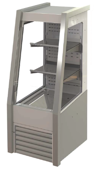 FPG IDIS 600mm Wide Open Face Refrigerated Bottle Display